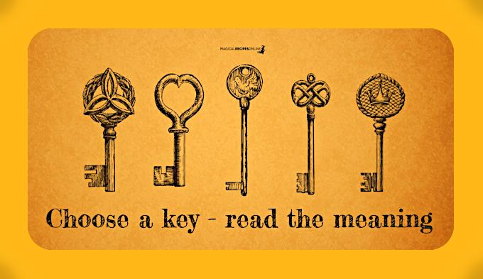 Выберите Ключ, Прочитайте Значение! U17