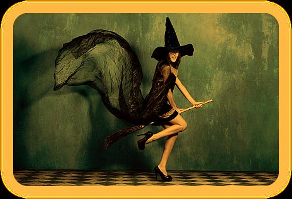 Какие признаки выдают в вас Ведьму? U_1710