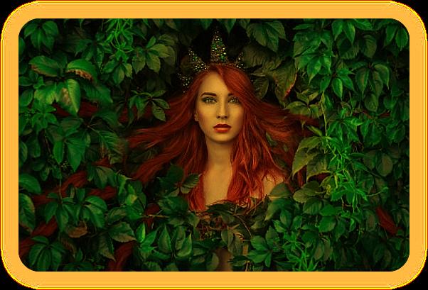 15 простых чар в Зелёной Магии. U_u_1210