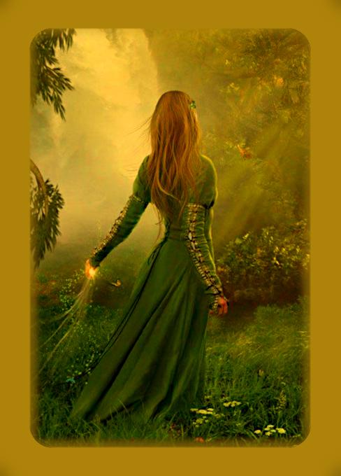 Ритуал, вызывающий лесного Бога. Uaau_u12