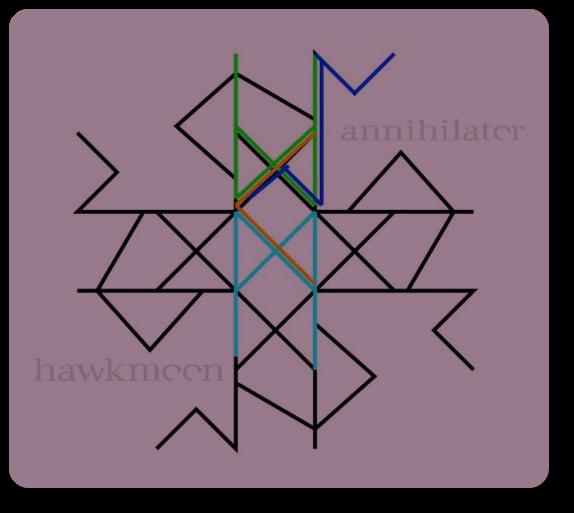 Аннигилятор (уничтожение фантомов, лярв, мафлоков, мыслеформ и тд) авт. Hawkmoon.  Zzaaei10