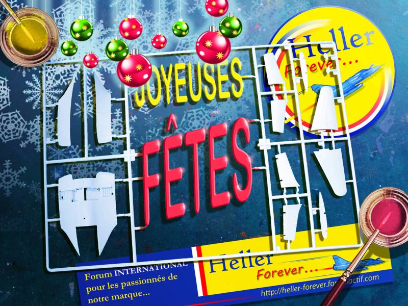 Joyeux Noël à toutes et à tous .... 18122011