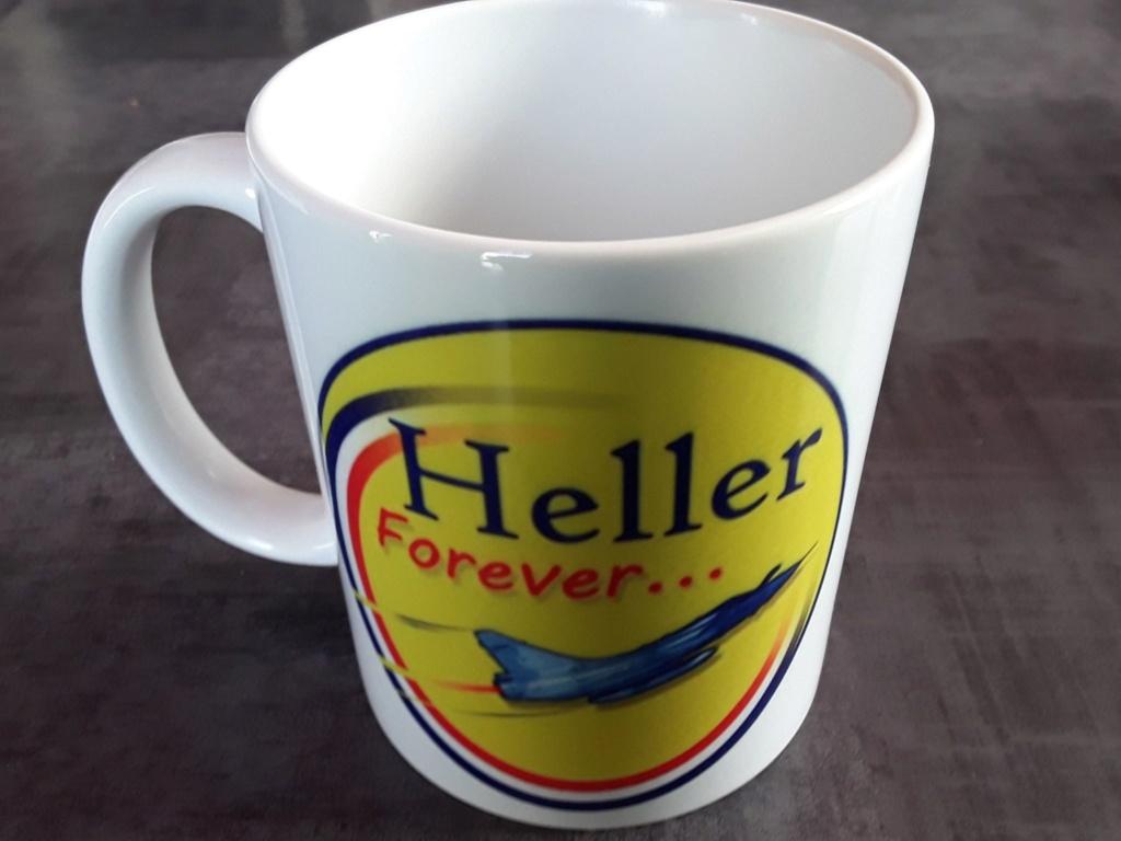 """MUG Heller-forever via notre partenaire """"aux pays des leds"""" 30124410"""
