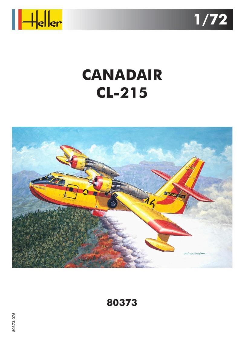 Canadair CL 215 (ref 80373 ) Réedition 2018 80373-11