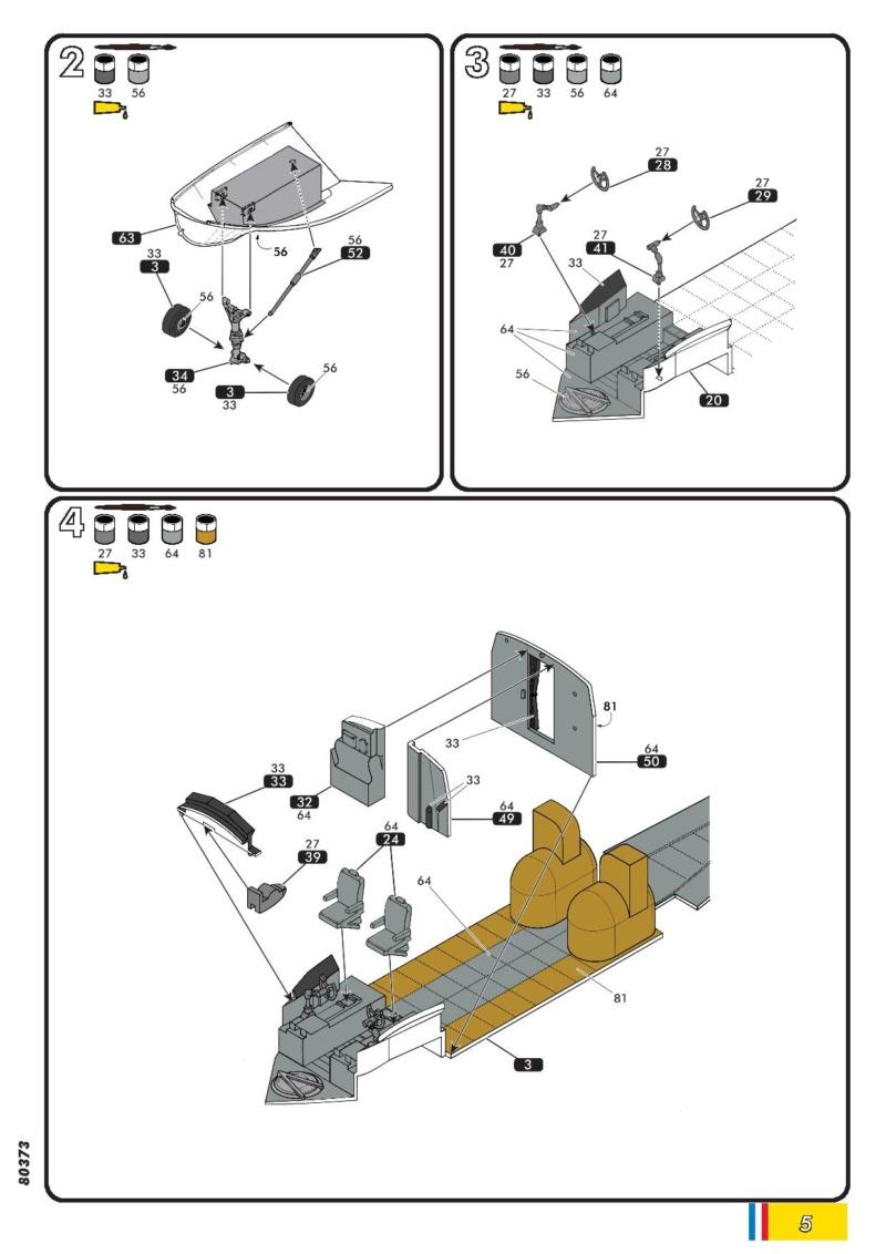Canadair CL 215 (ref 80373 ) Réedition 2018 80373-14