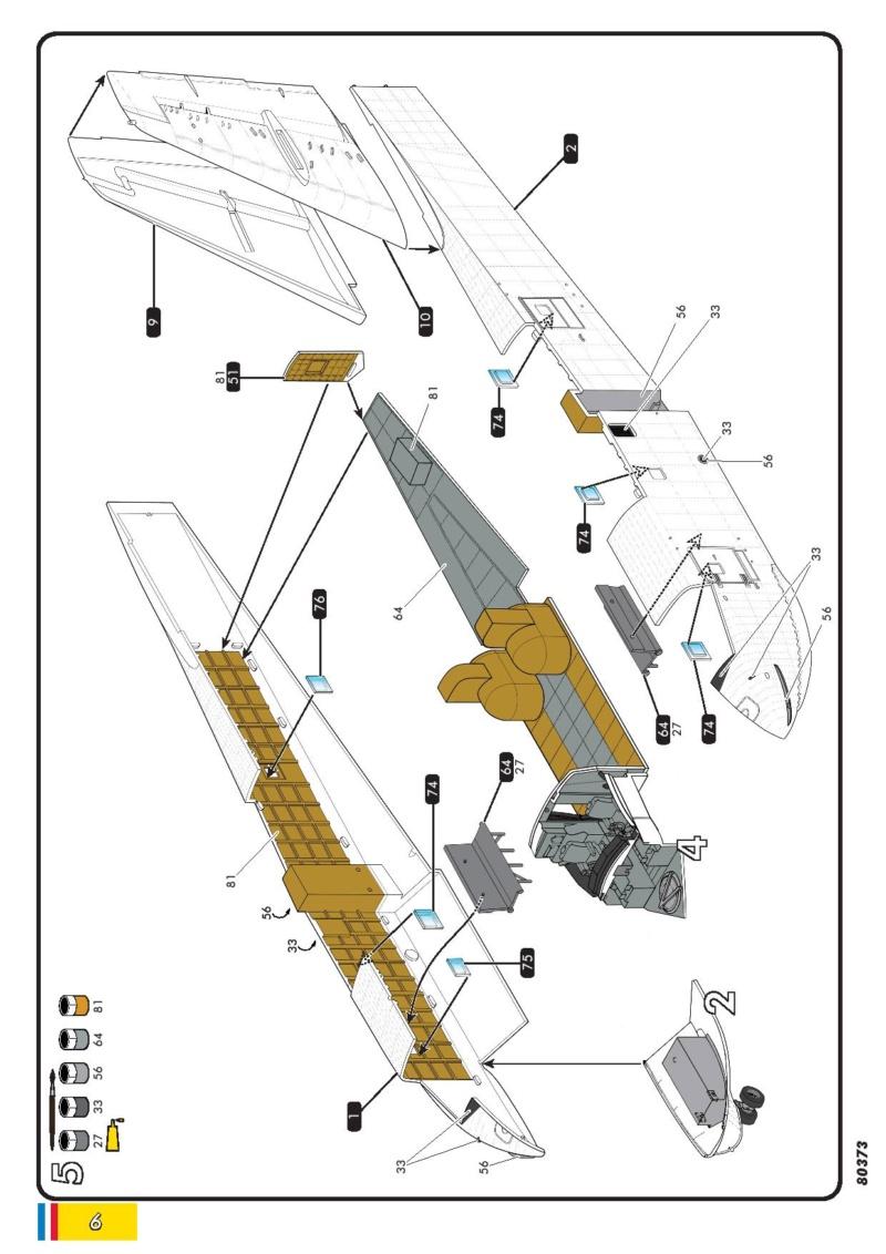 Canadair CL 215 (ref 80373 ) Réedition 2018 80373-15