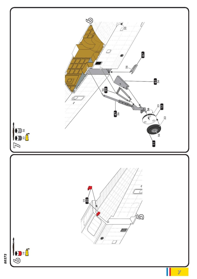 Canadair CL 215 (ref 80373 ) Réedition 2018 80373-17