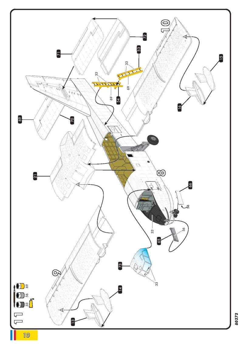 Canadair CL 215 (ref 80373 ) Réedition 2018 80373-20