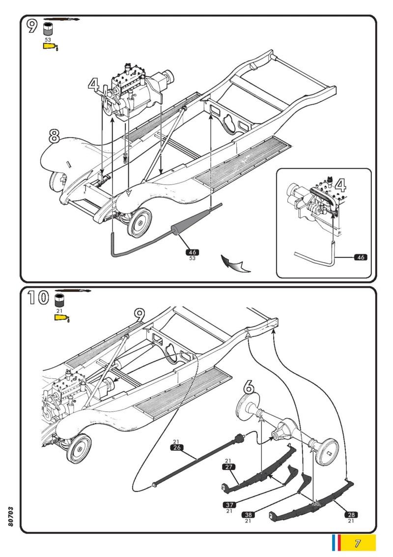 Citroen C4 Fourgonnette 1928 (ref 80703 ) réédition 2018 80703-20