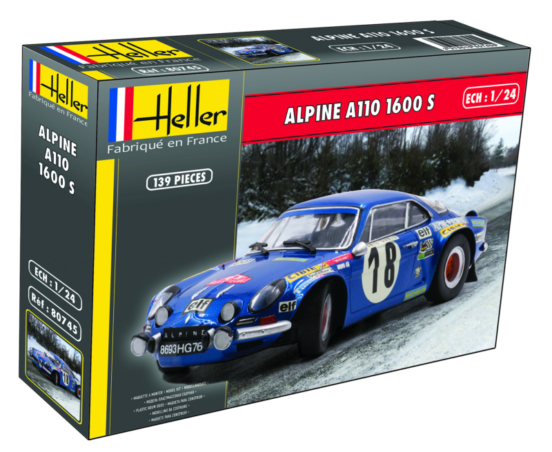 ALPINE A110 1600S DISPONIBLE sur Heller.FR 80745_10