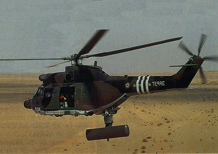 [WHIRLYBIRD]Sa 330b Puma ALAT ref WPX72069  1/72e Bsv_810