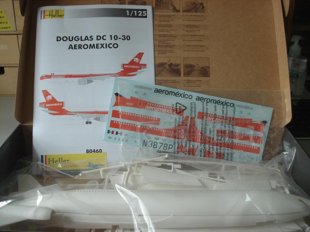 [HELLER] Douglas DC10-30 AEROMEXICO 1/125ème -ref:80460 Dsc07211