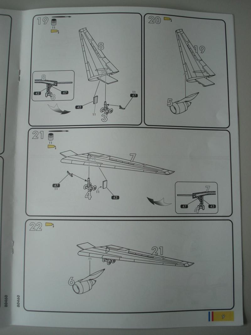 DOUGLAS DC 10-30 1/125ème Réf 80460 Notice Dsc07220
