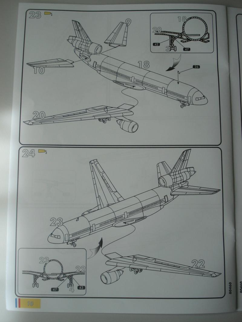 [HELLER] Douglas DC10-30 AEROMEXICO 1/125ème -ref:80460 Dsc07221