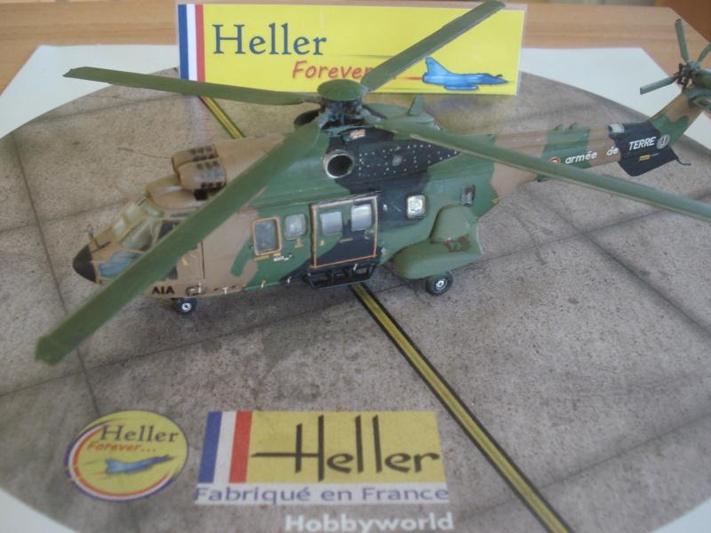 Rénovation AS 332 M1 Super Puma (cougar ALAT ) 1/72e  Dsc07328