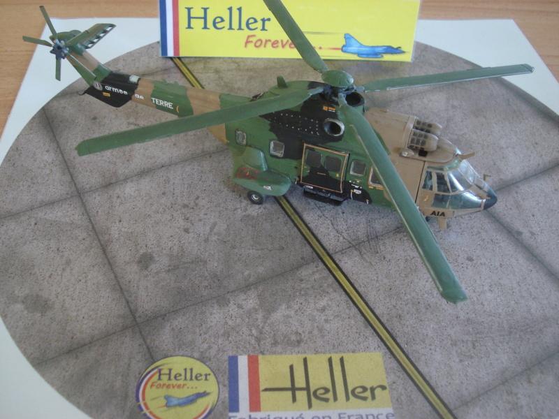 AS 332 m1 Super Puma (cougar alat ) 1/72e Dsc07329