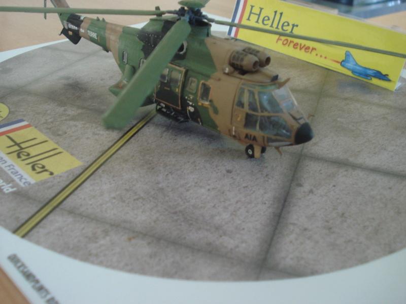 AS 332 m1 Super Puma (cougar alat ) 1/72e Dsc07331