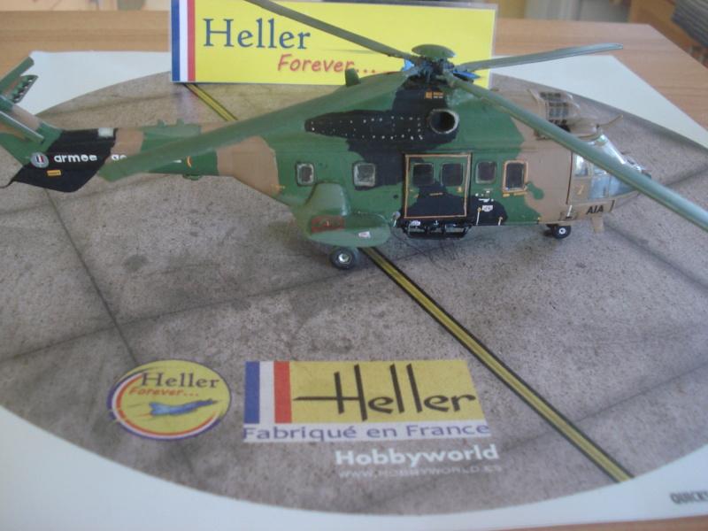 AS 332 m1 Super Puma (cougar alat ) 1/72e Dsc07332