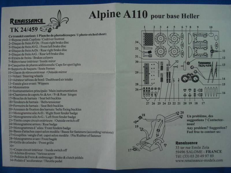 [RENAISSANCE]Produit pour Alpine A110 Heller -  Tk 24/459 Dsc07477