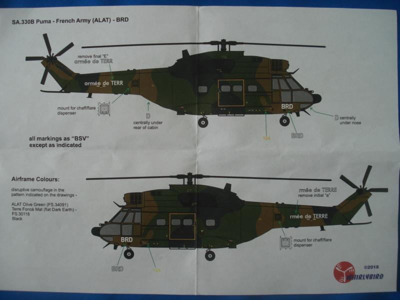 [WHIRLYBIRD]Sa 330b Puma ALAT ref WPX72069  1/72e Dsc07532