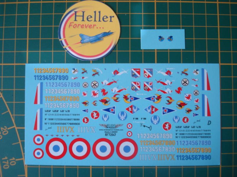 [RENAISSANCE]  Planche de décals pour BREGUET 693 HELLER 1/72ème Réf 72047 Dsc07993