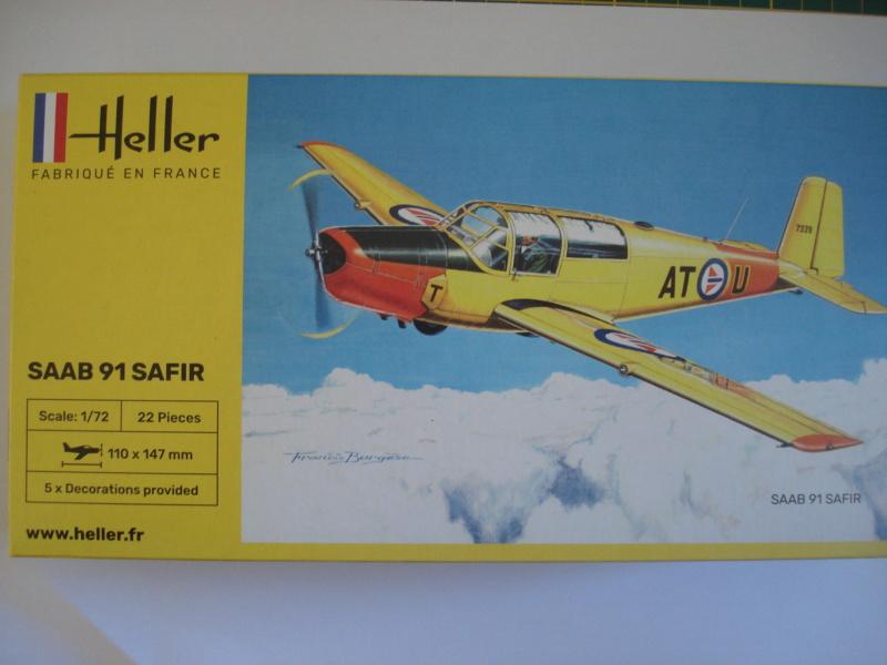SAAB 91 SAFIR 1/72ème Réf 80287 Dsc08074