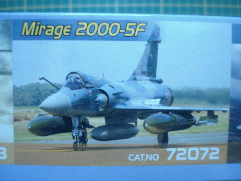 [MODELSVIT] DASSAULT MIRAGE 2000 C 1/72ème Réf 72073 Dsc08477