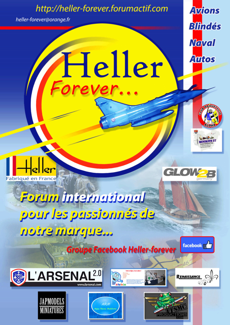 kit HELLER-FOREVER pour les expos  - Page 2 Flyera11