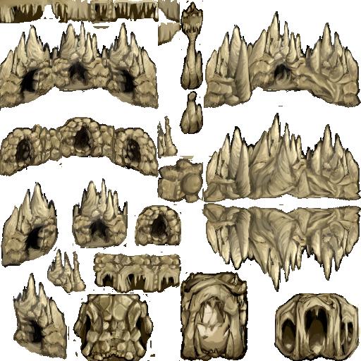 Partage de ressource graphique Grotte24