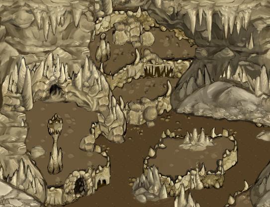 Partage de ressource graphique Grotte26