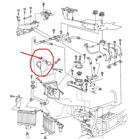 [résolu]grosse fuite liquide de refroidissement Tube_10