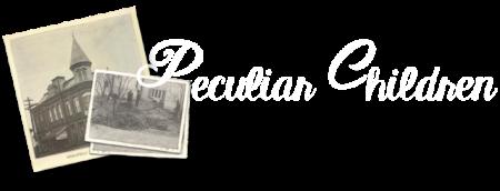 Peculiar Children Banner11