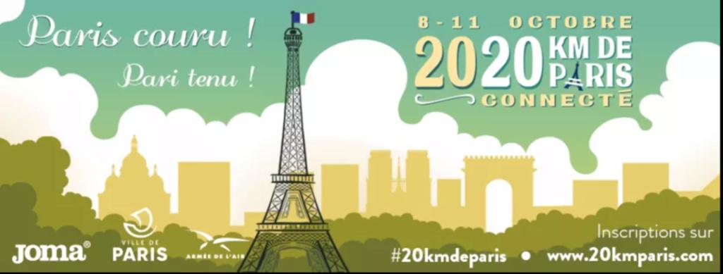 20km de Paris Connecté 20km-110