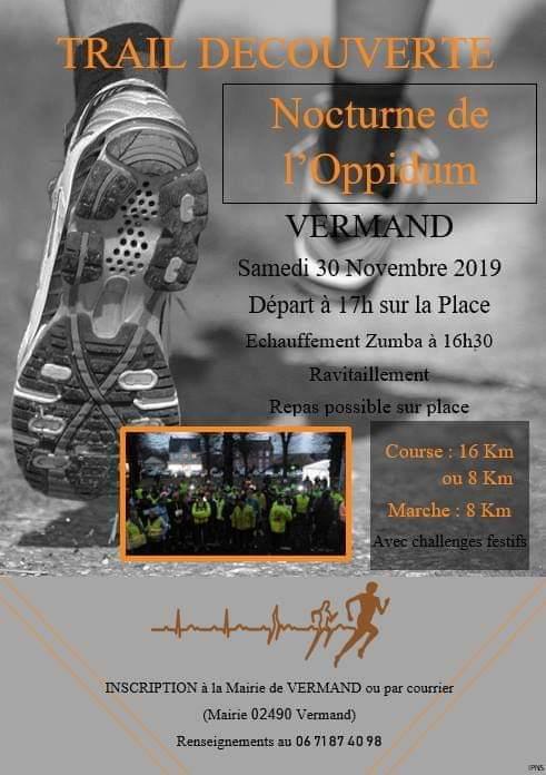 Trail Nocturne de L'Oppidum - Vermand 30/11/19 Fb_img44