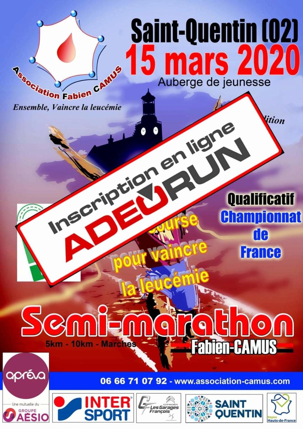 Semi-Marathon Fabien Camus le 15 mars 2020  Fb_img45