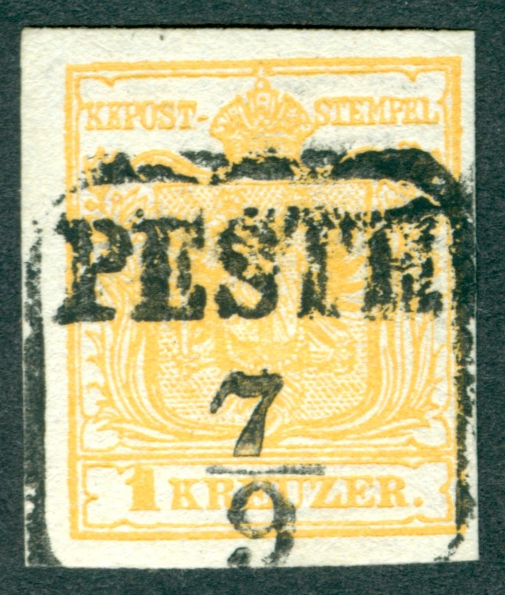Die erste Österreichische Ausgabe 1850 - Seite 21 1850_111