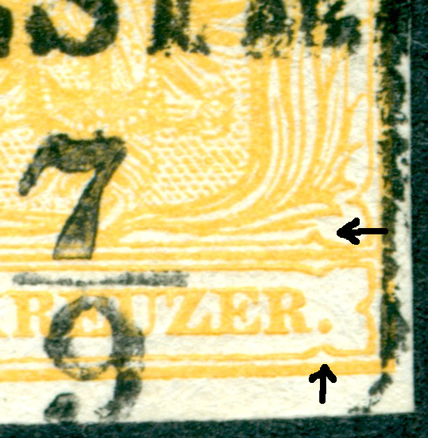 Die erste Österreichische Ausgabe 1850 - Seite 21 1850_113