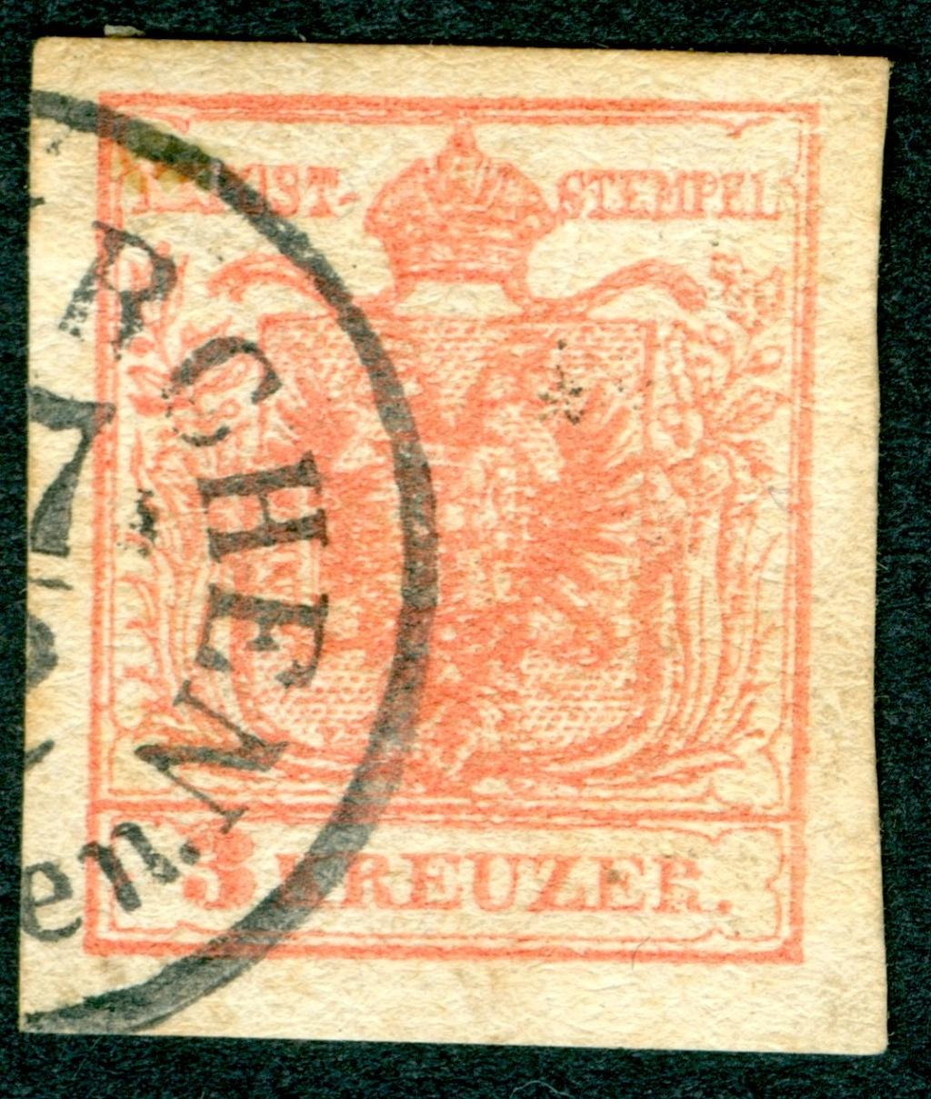 Die erste Österreichische Ausgabe 1850 - Seite 22 1850_311