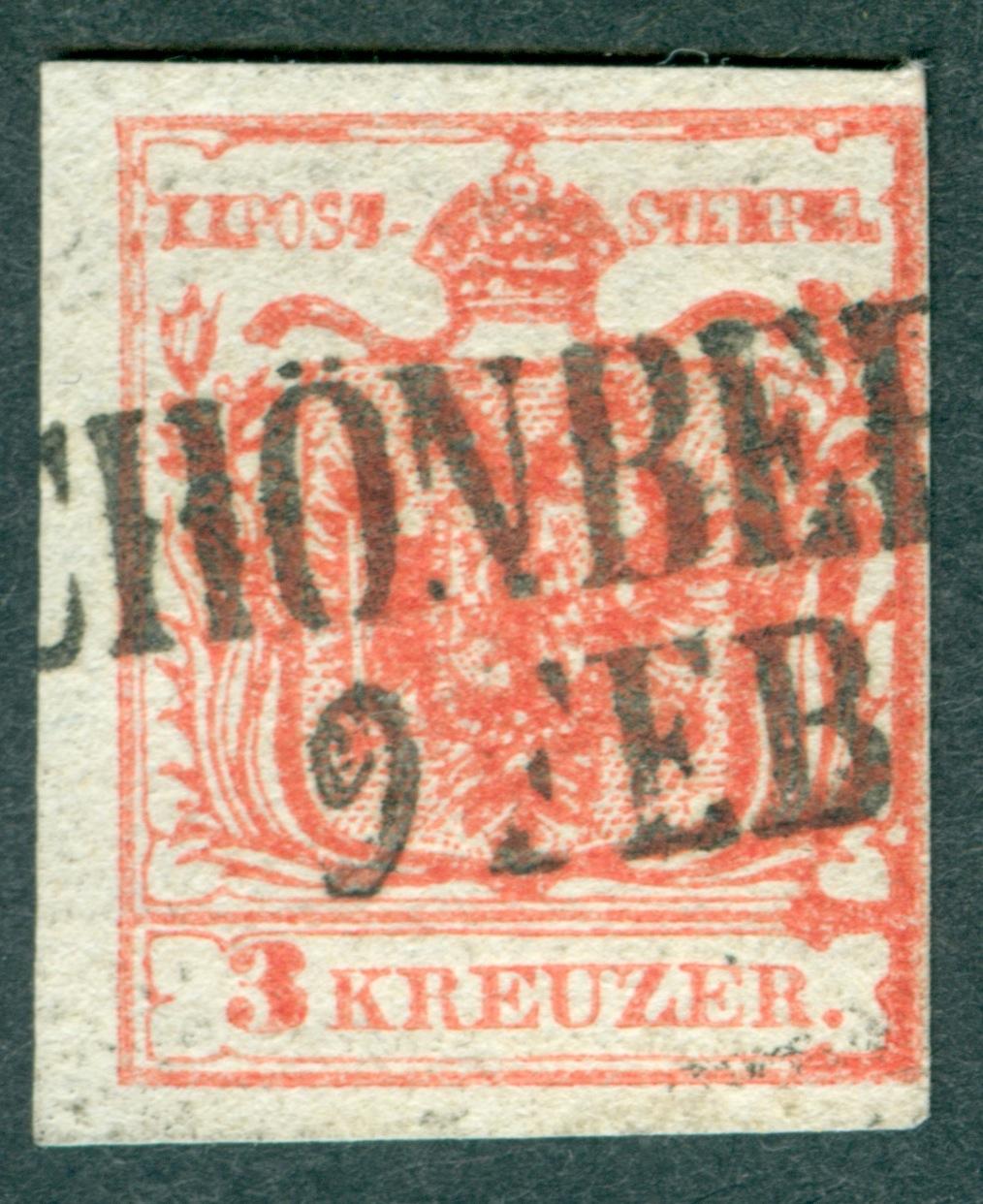 Die erste Österreichische Ausgabe 1850 - Seite 25 1850_314