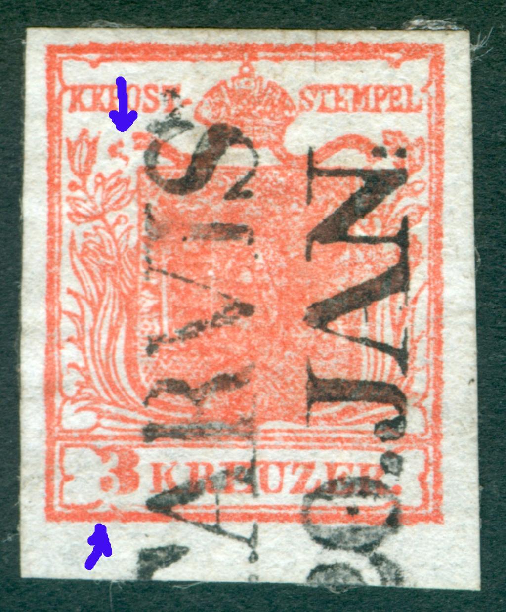 Die erste Österreichische Ausgabe 1850 - Seite 25 1850_316