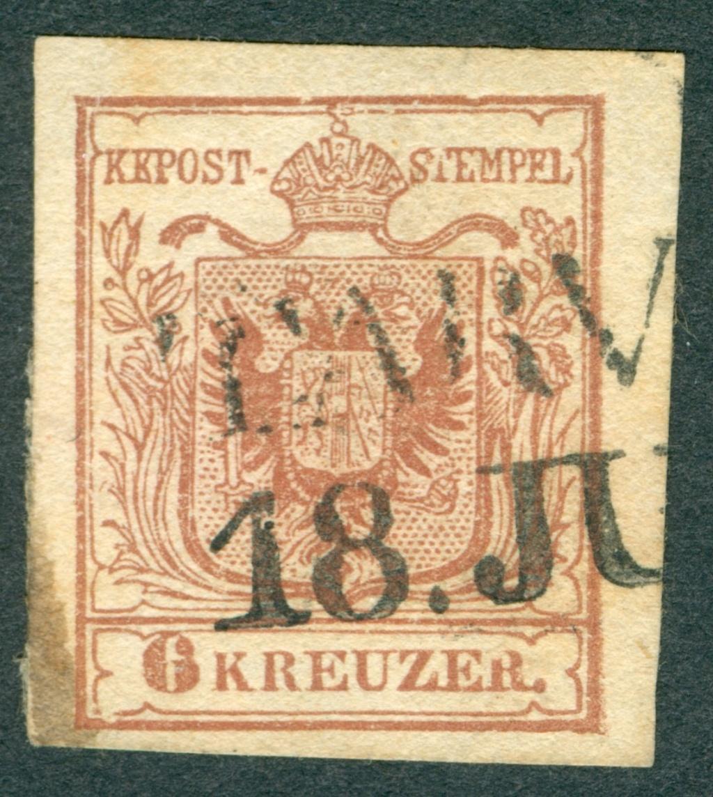 Die erste Österreichische Ausgabe 1850 - Seite 22 1850_610