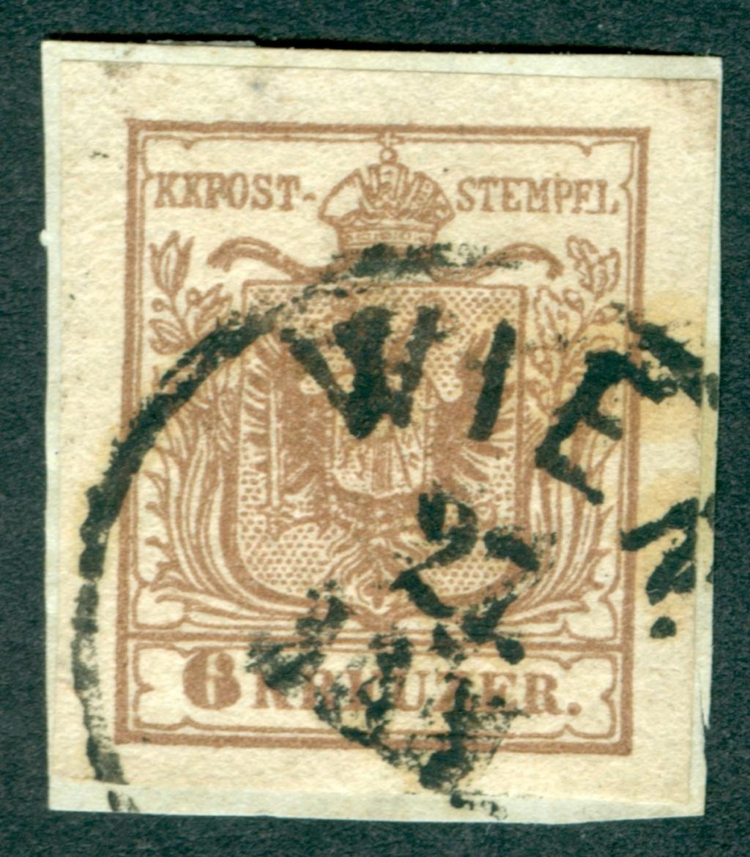 Die erste Österreichische Ausgabe 1850 - Seite 22 1850_611