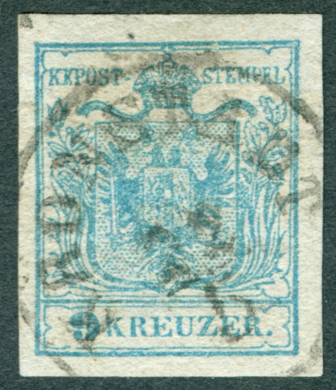 Die erste Österreichische Ausgabe 1850 - Seite 21 1850_910