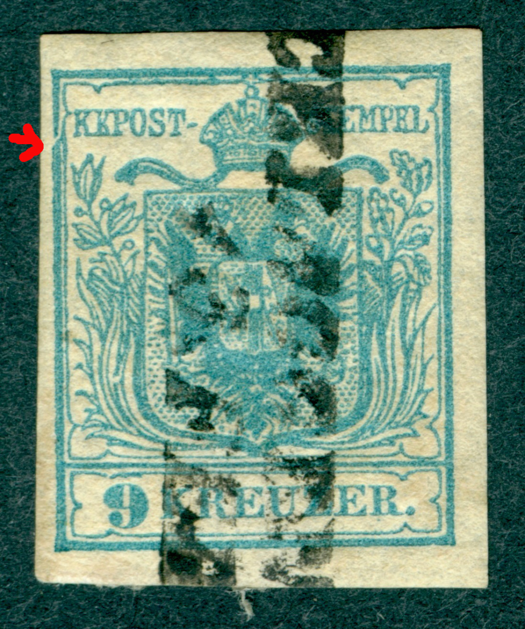 Die erste Österreichische Ausgabe 1850 - Seite 25 1850_912