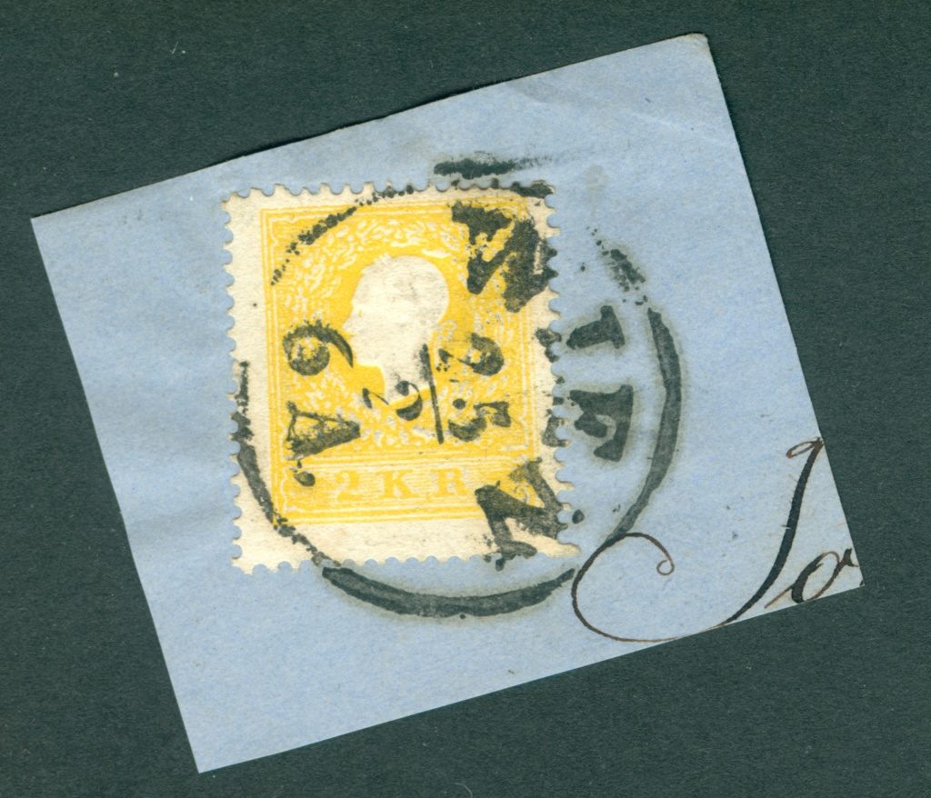 Die Freimarkenausgabe 1858 Type I und II - Seite 3 1858_211