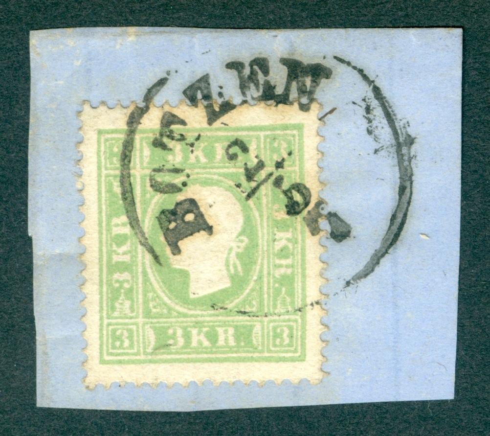 Die Freimarkenausgabe 1858 Type I und II - Seite 3 1858_310