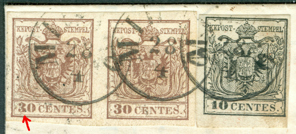 Lombardei - Venetien 1850 - 1858 - Seite 6 1858_m13