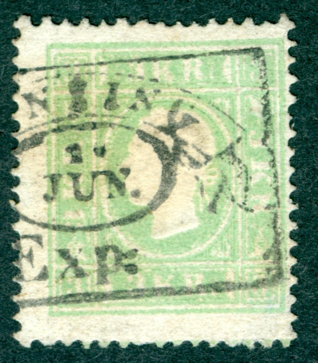 Die Freimarkenausgabe 1858 Type I und II - Seite 3 1858_t10