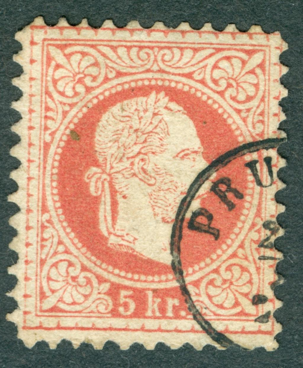 Freimarken-Ausgabe 1867 : Kopfbildnis Kaiser Franz Joseph I - Seite 20 1867_511
