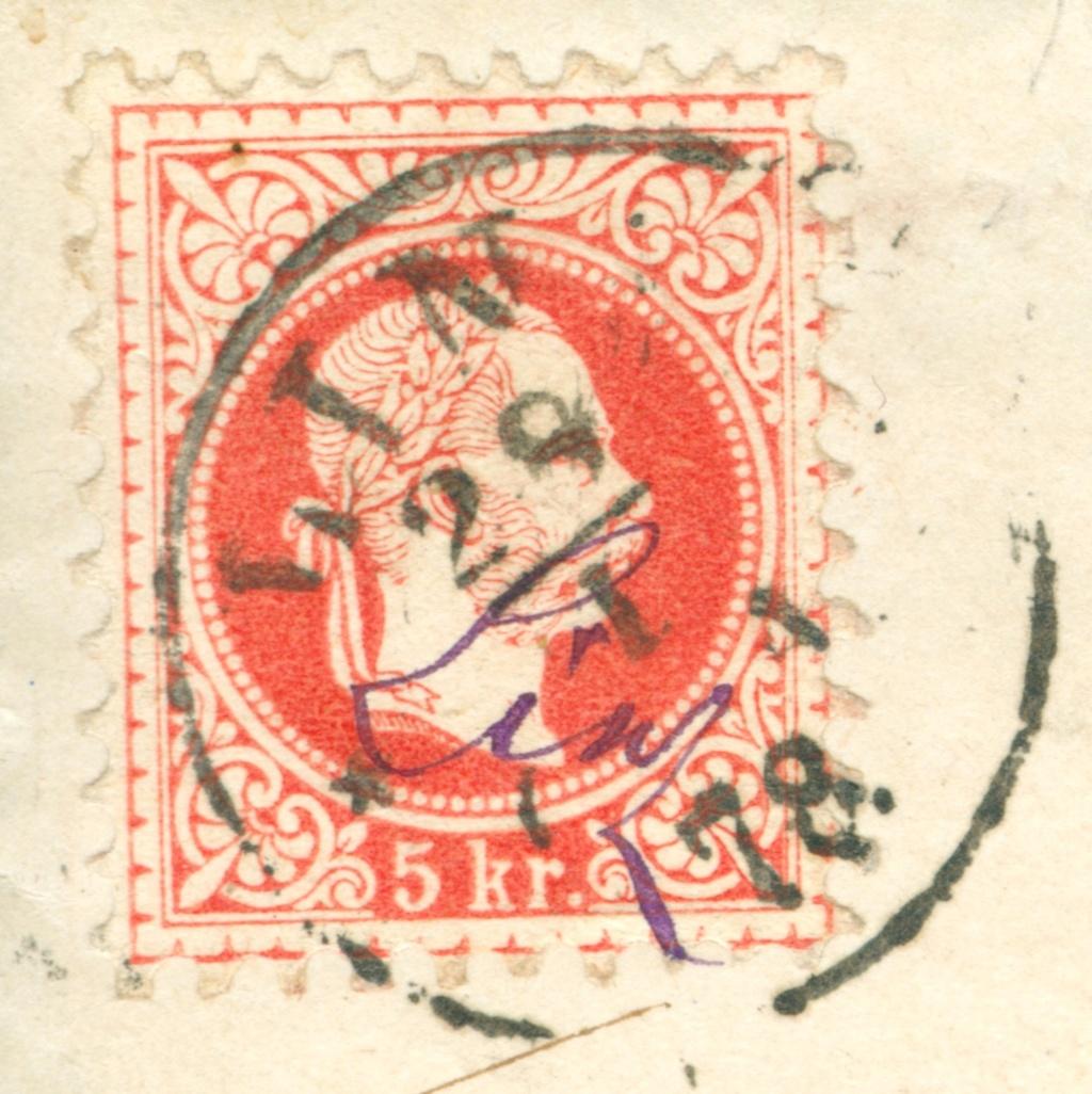 Nachtrag - Freimarken-Ausgabe 1867 : Kopfbildnis Kaiser Franz Joseph I - Seite 22 1867_f10